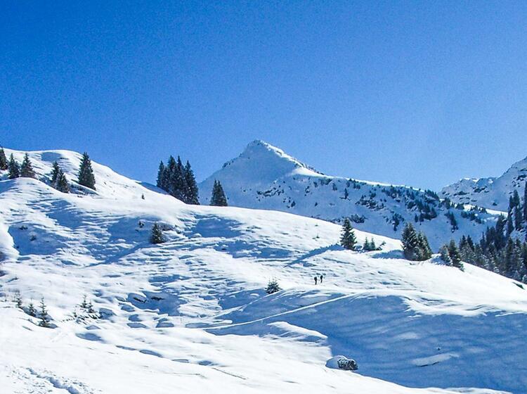 Gefuehrte Skitouren In Den Kitzbuehler Alpen Mit Bergfuehrer