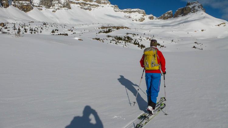 Gefuehrte Skitouren In Kanada