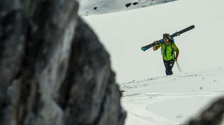 Gefuehrte Skitouren In Norwegen Auf Den Lofoten