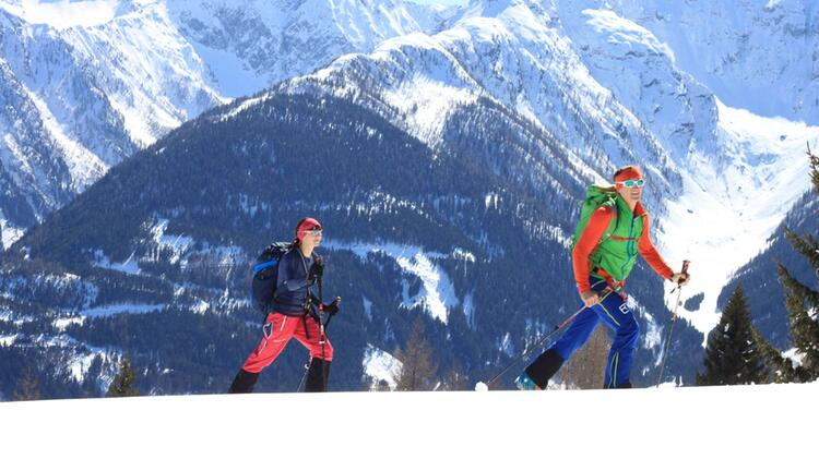 Gefuehrte Skitouren Mit Bergfuehrer Michael Mautz