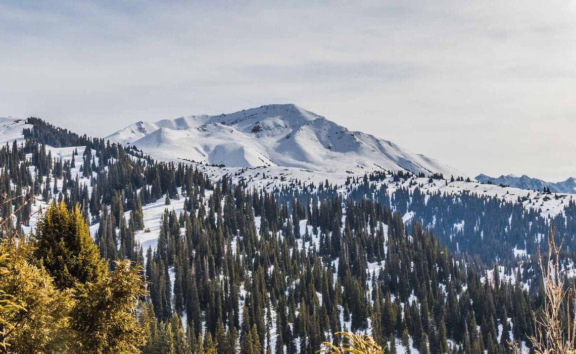 Gefuehrte Skitouren Reise Nach Kirgistan