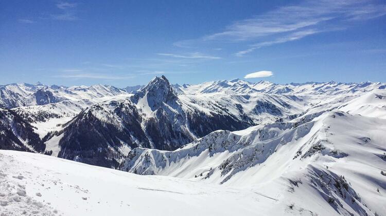 Gefuehrte Skitouren Rund Um Kitzbuehl