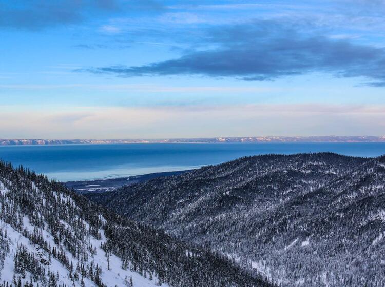 Gefuehrte Skitourenreise An Den Baikalsee