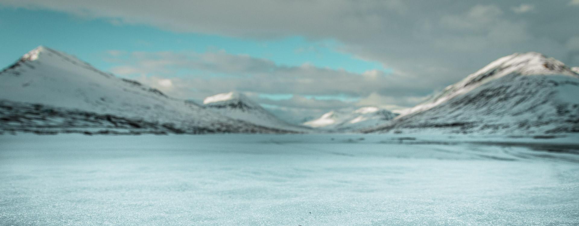 Gefuehrte Skitourenreisen nach Skandinavien