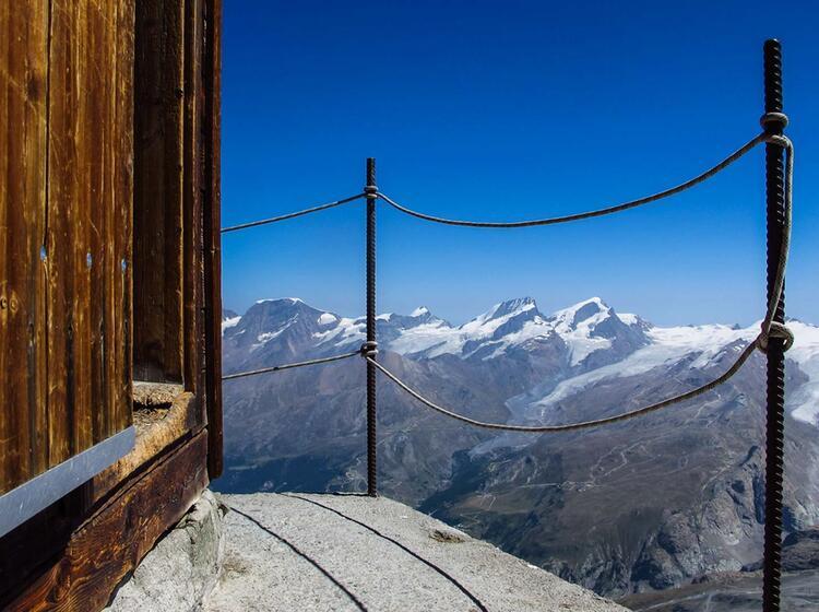 Gefuehrte Tour Matterhorn