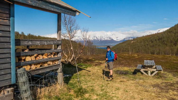 Gefuehrte Wanderreise Nach Norwegen In Die Lyngen Alpen