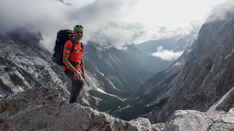 Gefuehrte Wanderung Auf Die Zugspitze Mir Markus Arndt