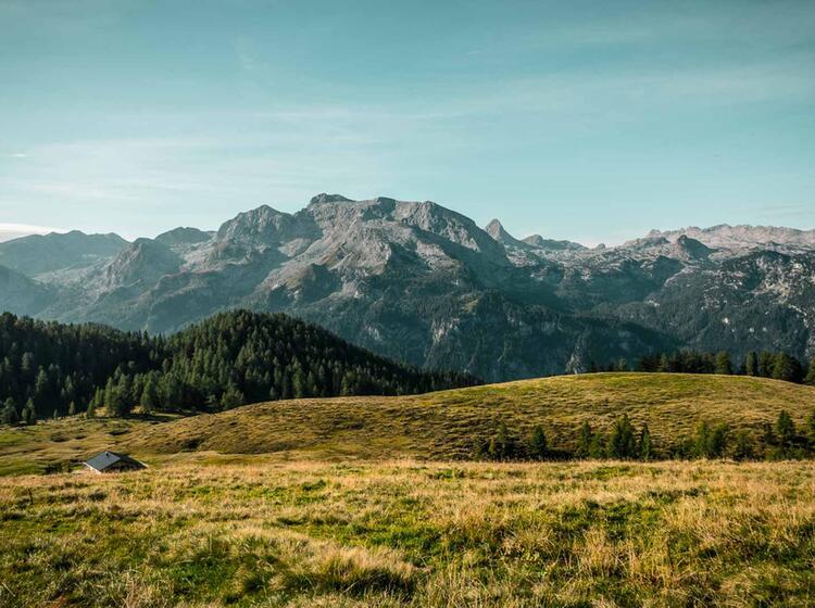 Gefuehrte Wanderung Im Nationalpark Berchtesgaden Am Watzmann