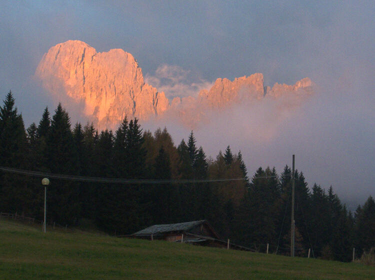Gefuehrte Wanderungen In Den Dolomiten