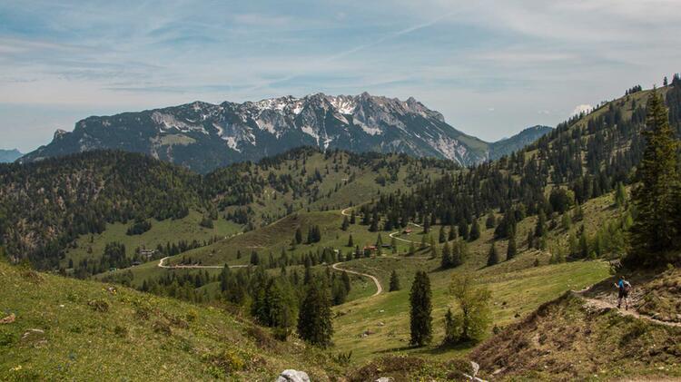 Gefuehrtes Bergwandern In Tirol Am Wilden Kaiser