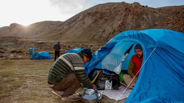 Gefuehrtes Trekking In Ladakh 2