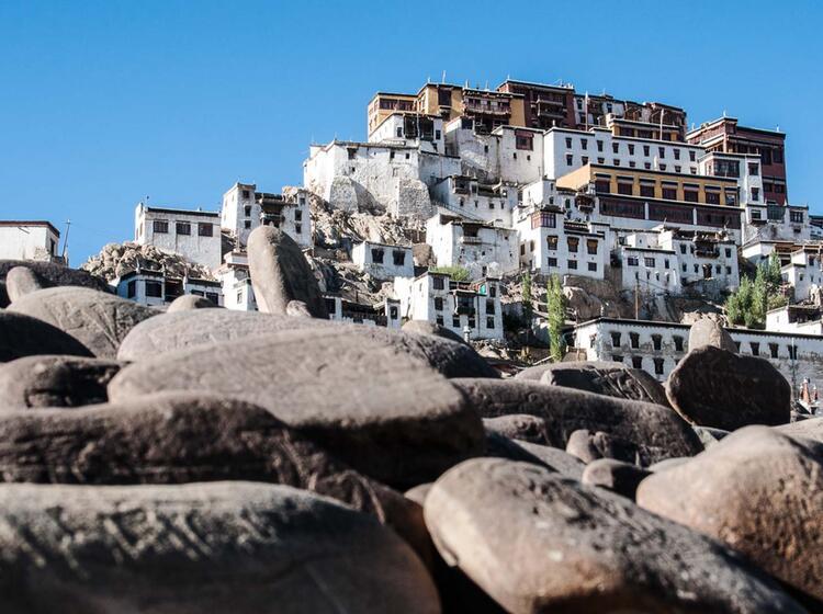Gefuehrtes Trekking In Ladakh