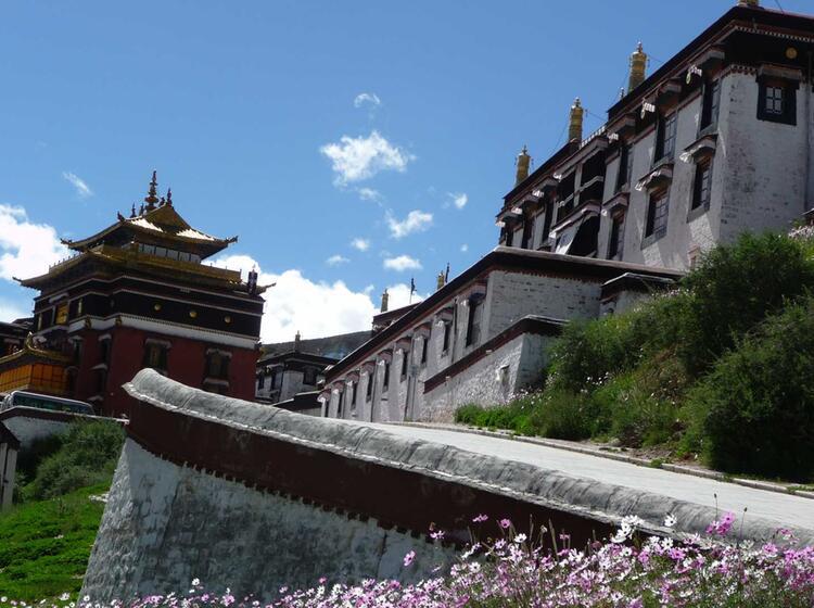 Gefuehrtes Trekking In Tibet