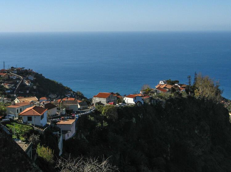 Gefuehrtes Wandern Auf Madeira