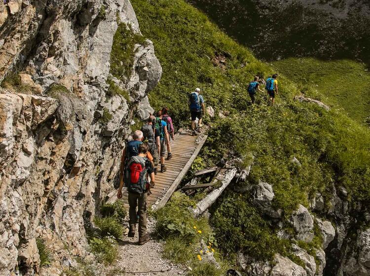 Gefuehrtes Wandern In Berchtesgaden