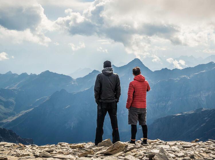 Gefuehte Bergwanderwoche In Zermatt Am Matterhorn