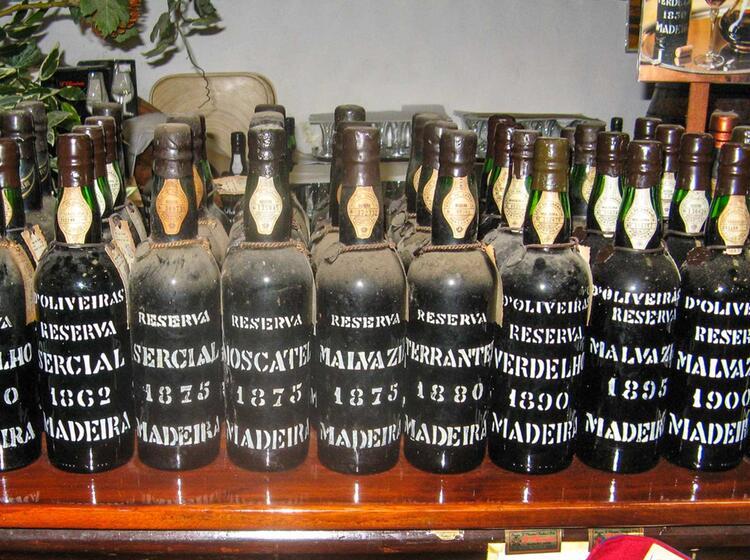 Genuss Auf Der Wanderreise Madeira