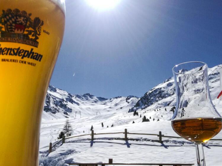 Genuss Und Skitouren In Langtaufers