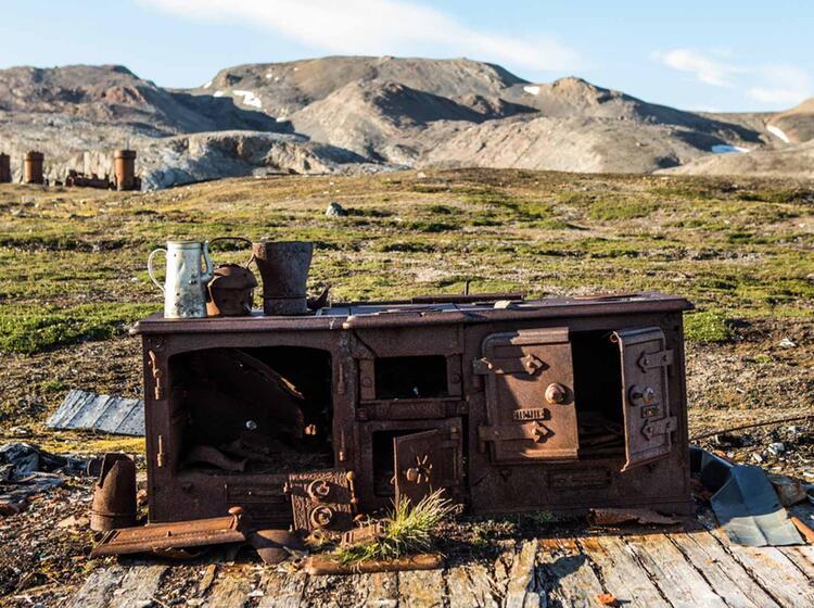 Geschichte Von Spitzbergen