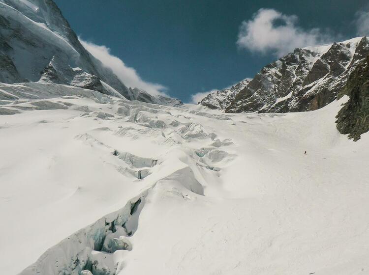 Gletscher Skitouren In Chamonix Mit Bergfu Hrer