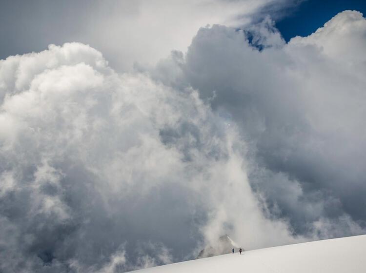 Gletscherbegehung Im Wallis Mit Bergfuehrer 1