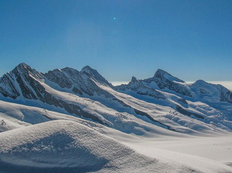 Gletschertour Aletsch Gletscher