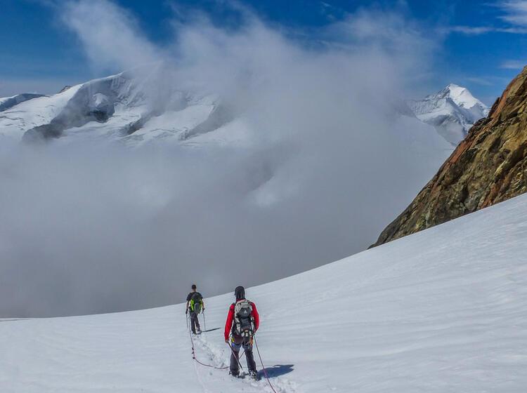 Gletschertour Im Berner Oberland
