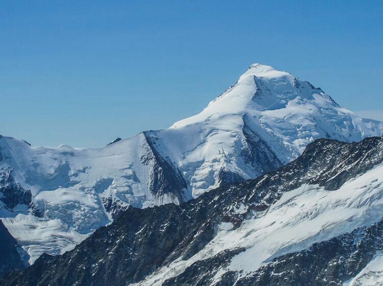 Gletschertrekking Im Berner Oberland