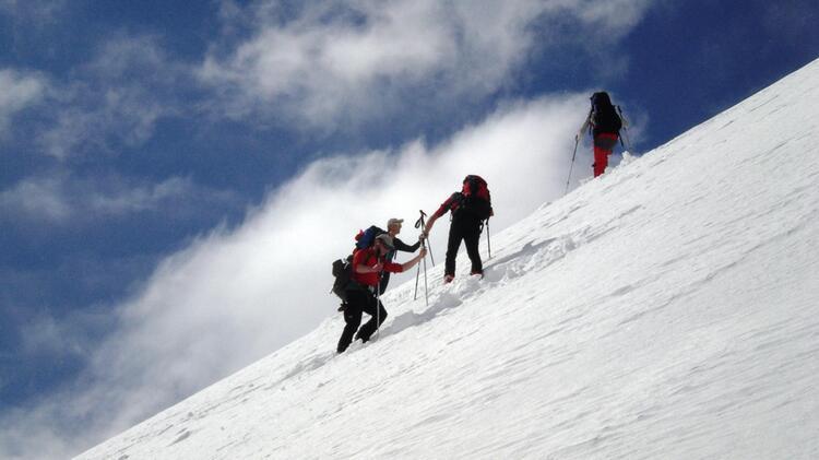 Grossglockner Skitour