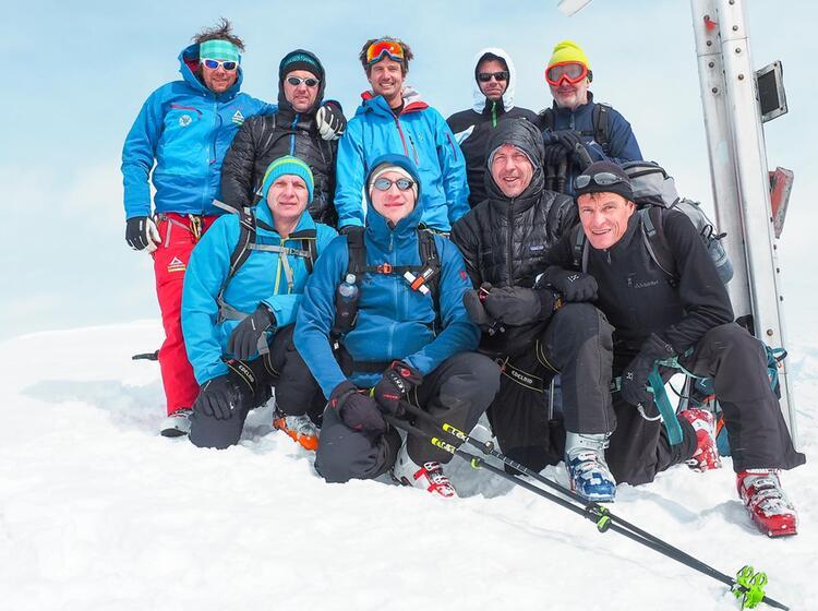 Grossvenediger Skitour Mit Bergfu Hrer
