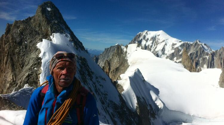 Hochtour Auf Den Mont Blanc Mit Bergfuehrer Veit Uhlig