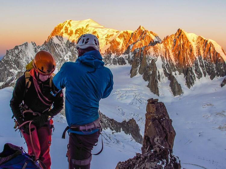Hochtour Mont Blanc