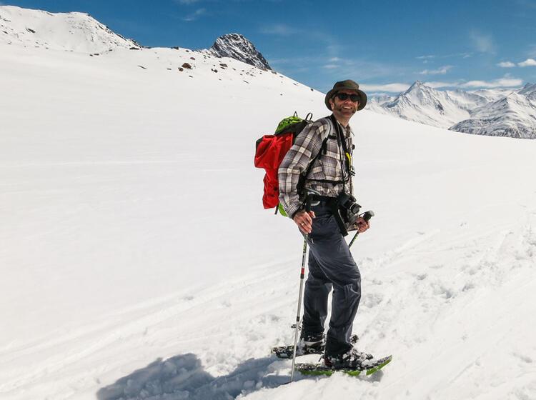 Hochtour Schneeschuhtour Auf Den Grossvenediger