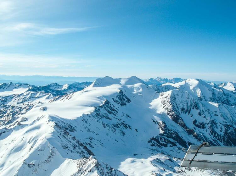 Hochtouren In Italien Mit Bergfuehrer