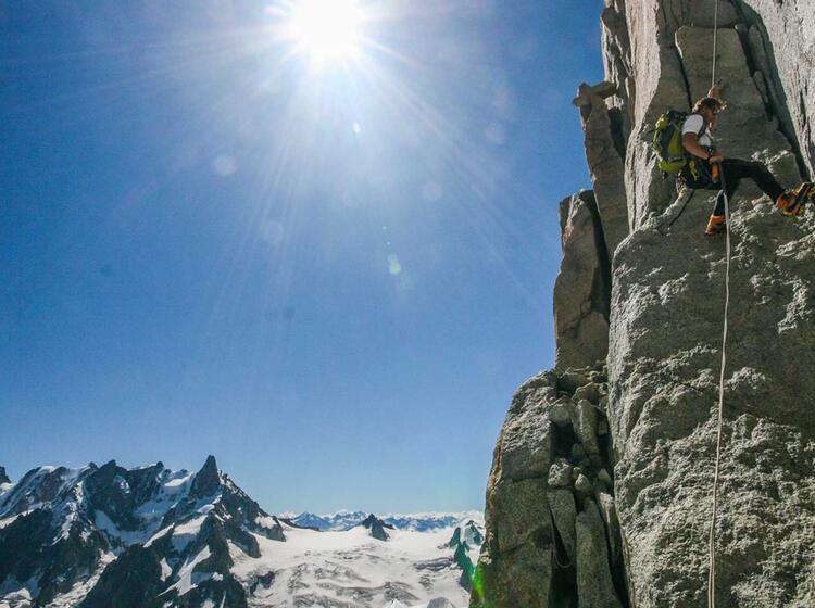 Hochtouren Mont Blanc