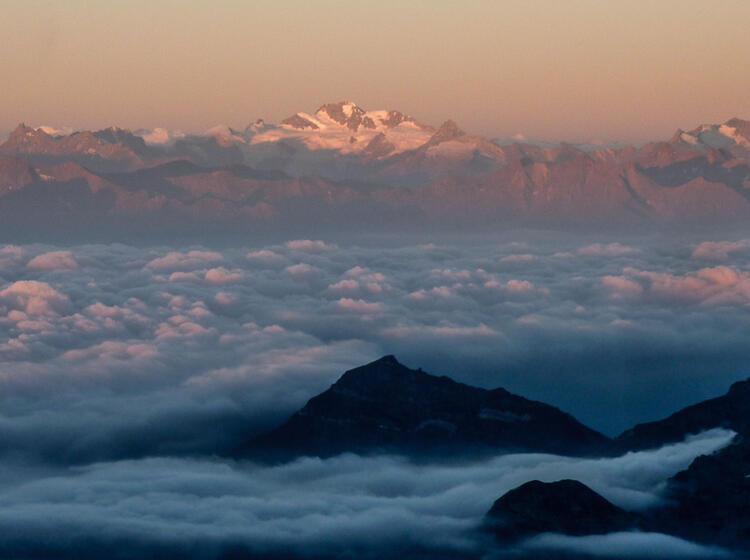 Hochtouren Woche In Den Alpen Mit Bergfuehrer