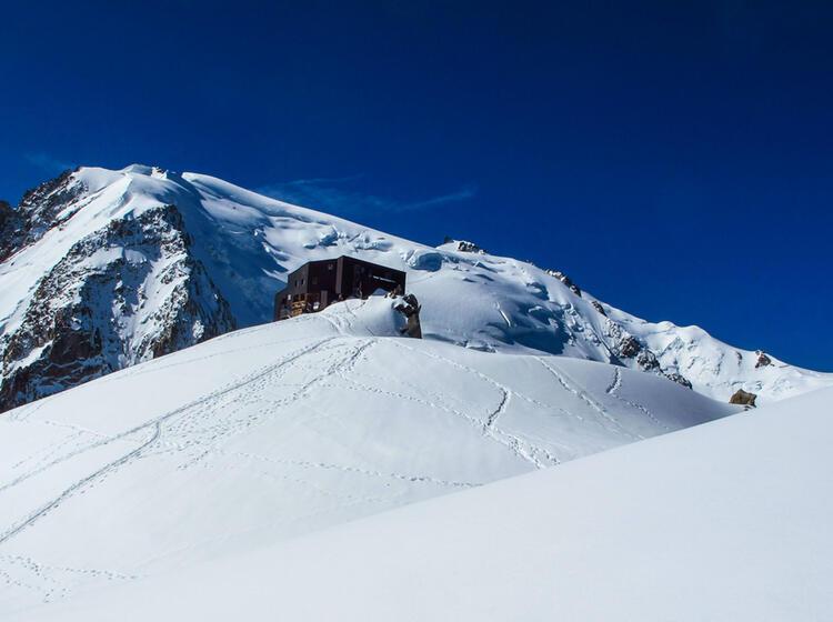 Hochtourenfuehrungen Am Mont Blanc Mit Der Alpinschule