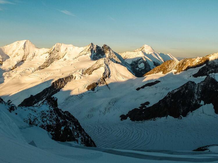 Hochtourenwoche Finsteraarhorn Und Jungfrau