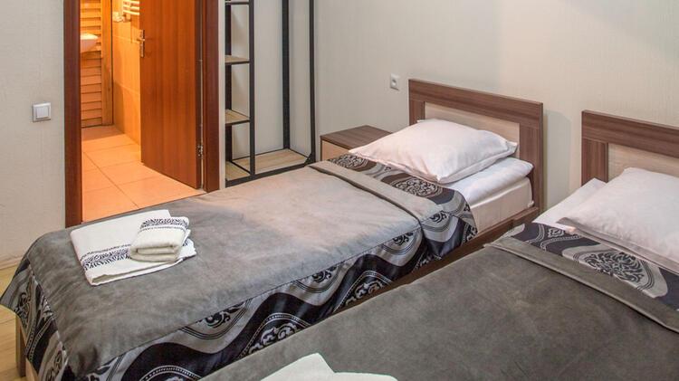 Hotel Villa Mestia Swanetien 10