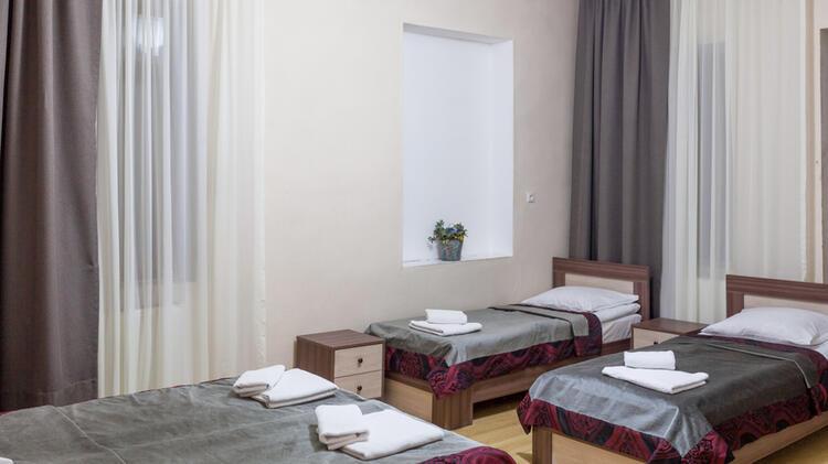 Hotel Villa Mestia Swanetien 14