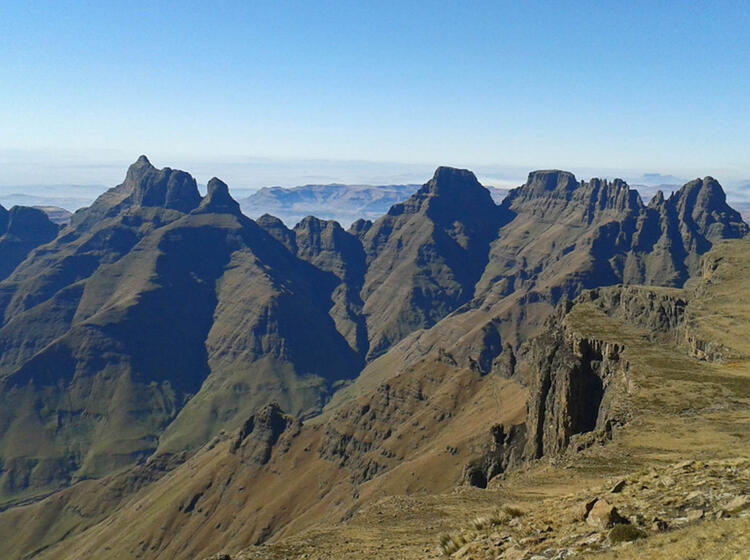 I 3 Drakensberg Escarpment 3