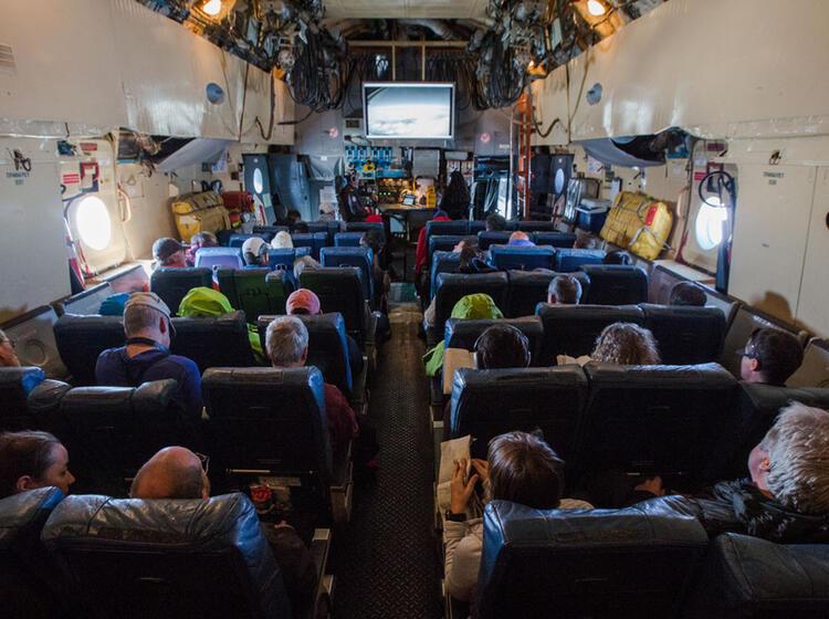 Iljuschinflug Antarktis Ale 40264915612