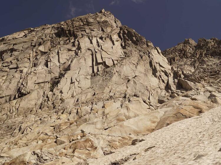 In Den Alpen Wandern Im Bergell