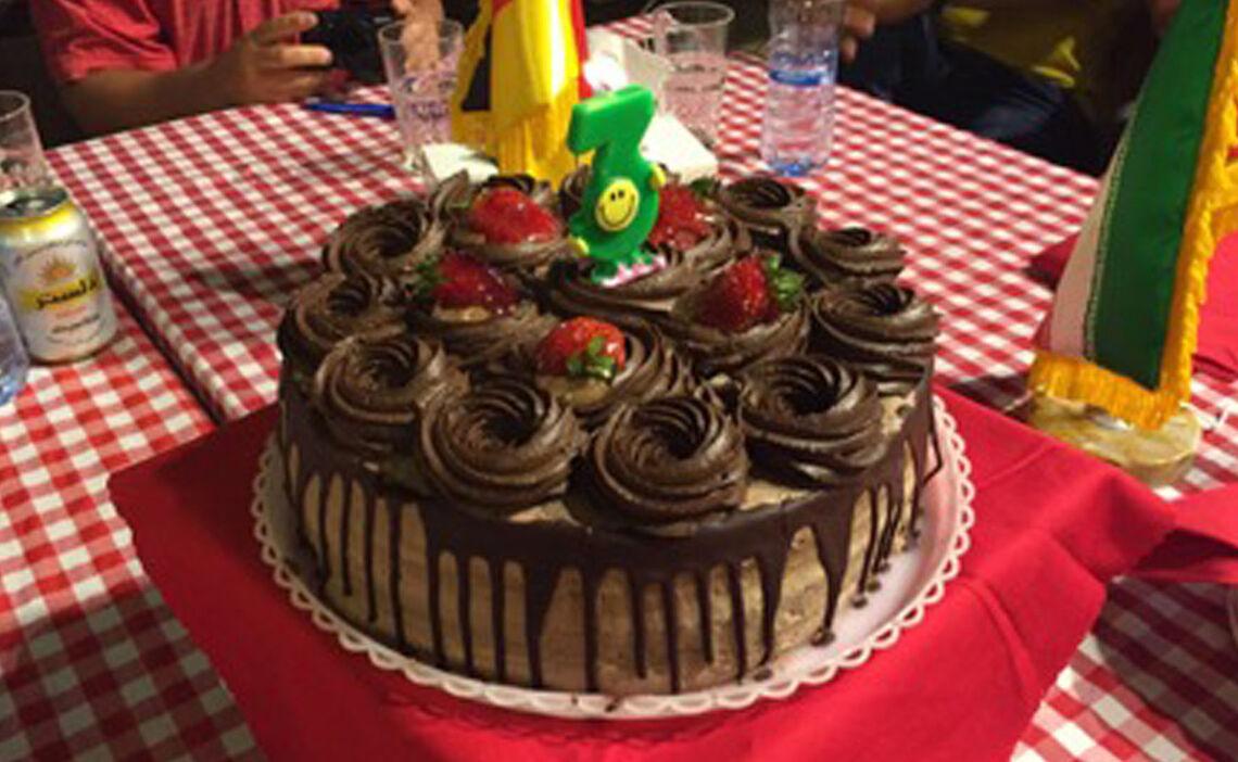 Iran Kuchen