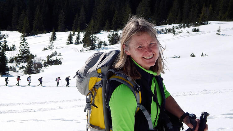 Isolde Fink Bergwanderfuehrerin 2
