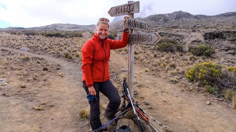 Isolde Fink Reiseleiterin Und Bergwanderfuehrerin
