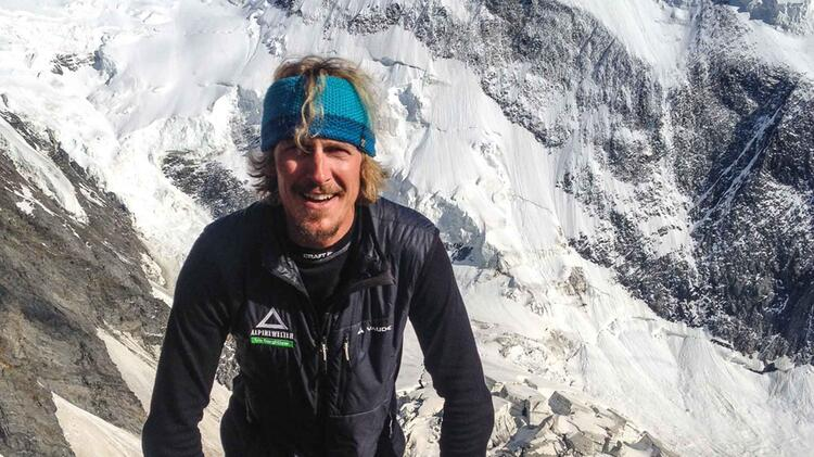 Ivo Meier Berguehrer Am Matterhorn