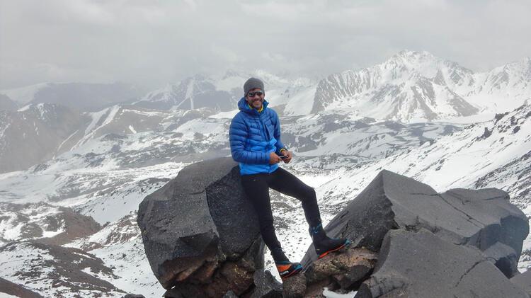 Jens Schenk Bergwanderfu Hrer Elbrus Russland