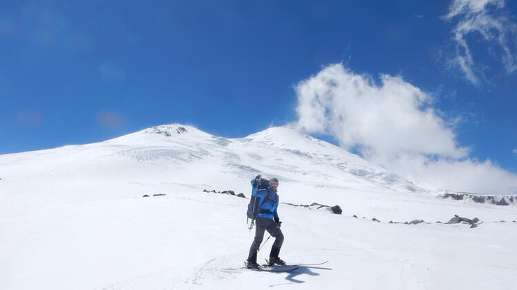Jens Schenk Bergwanderfu Hrer Elbrus