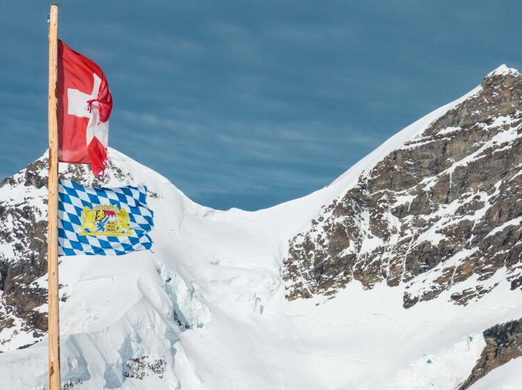 Junfgrau Hochtouren Im Berner Oberland Mit Bergfuehrer Grindelwald